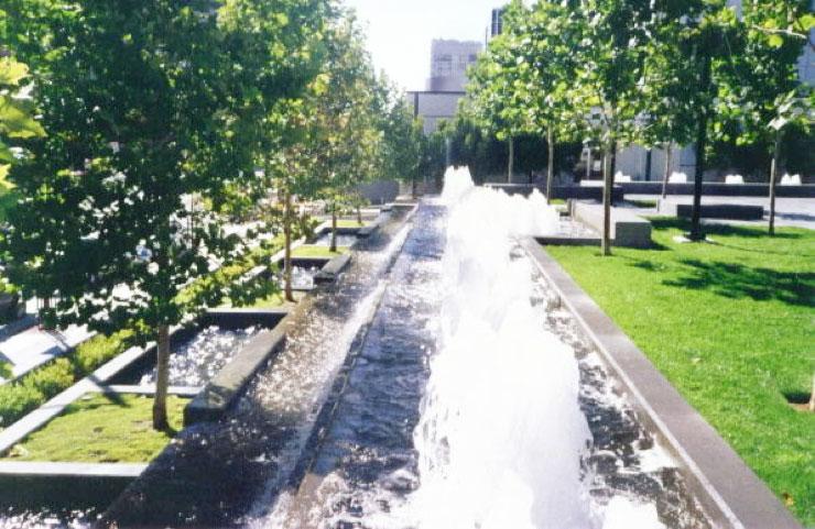 Yerba Buena Garden