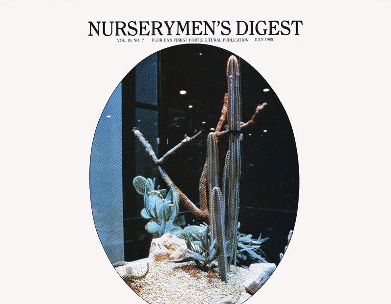 Nurserymen's Digest