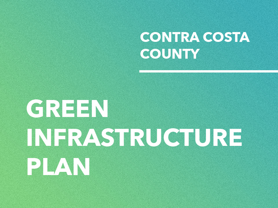 Contra Costa County - Green Infrastructure Plan
