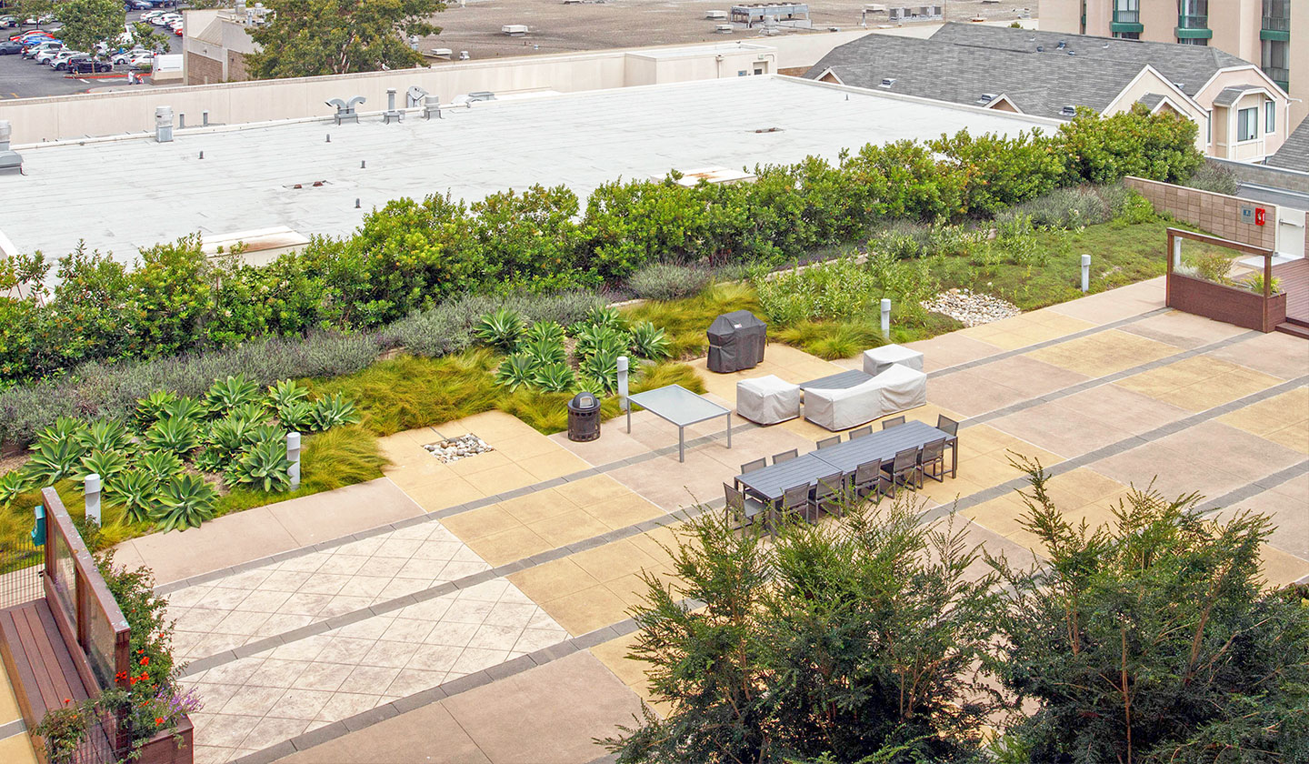 Fillmore Heritage Center - Rooftop Garden Project