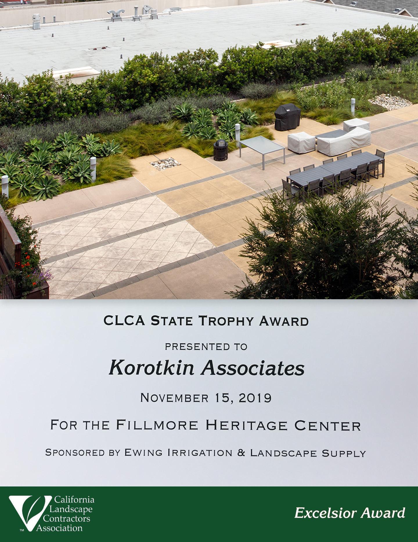CLCA Award