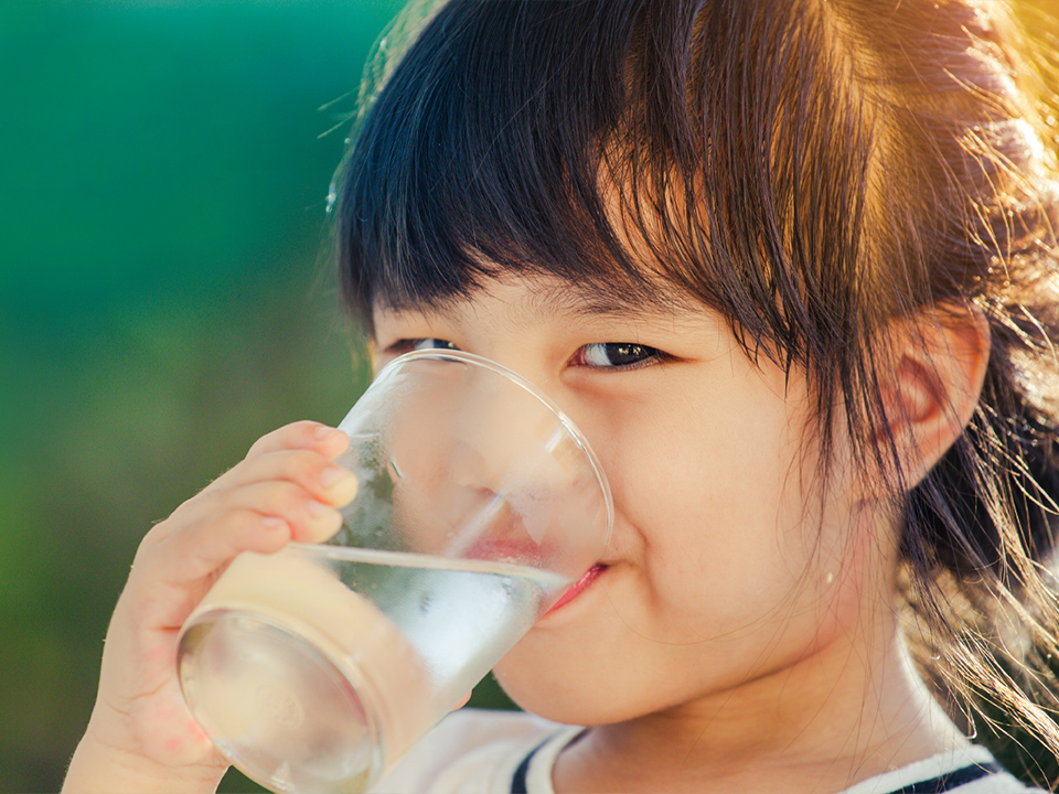 Effects of Water on Family Health