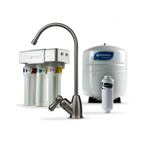 Under Sink Aquasana Water Filter